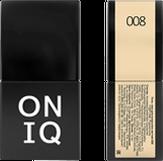 ONIQ Гель-лак для ногтей PANTONE 008, цвет Pearled Ivory