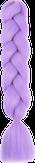 HIVISION Канекалон для афрокосичек сиреневый А36