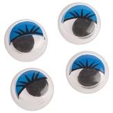 Irisk Декоративные элементы игривые глазки, цвет синий