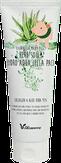 Elizavecca Milky Piggy Herb Soul Hydro Aqua Jella Pack Маска увлажняющая с алоэ и коллагеном 250 мл.