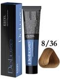 Estel Professional De Luxe Стойкая крем-краска 8/36, 60 мл.