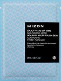 Mizon  Enjoy Vital-Up Time Nourishing Mask Тканевая маска питательная