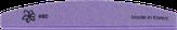 Irisk Шлифовка 2-х сторонняя лодка абразивность 80/80 грит