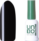 UNO Гель-лак 002 Черный - Black 8 мл