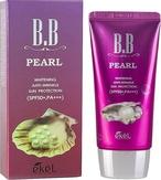 Ekel Pearl BB Cream SPF50+ ВВ крем для лица с жемчужным эффектом 50 мл.