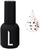 Lianail Матовое топовое покрытие с черными частицами. Spray Factor #3