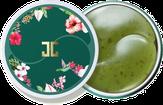 JayJun Green Tea Eye Gel Patch Гидрогелевые патчи с лепестками зелёного чая 60 шт.
