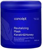 Concept Восстанавливающая маска Keratin&Honey 500 мл.