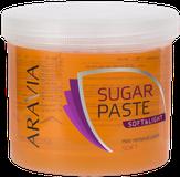 "Aravia Сахарная паста для депиляции ""Мягкая и легкая"" мягкой консистенции, 750 гр. 1019"