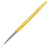 Irisk Кисть для прорисовки ультратонкий ворс №3 (01 Золотая ручка)