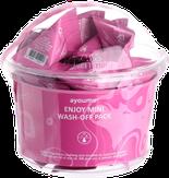 AYOUME Enjoy Mini Wash-Off Pack Регулярная маска для лица с глиной 3 мл.
