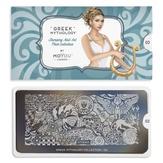 MoYou London пластина для стемпинга Greek Mythology 03