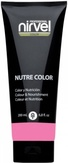 Nirvel Nutre Color Цветная гель-маска, цвет баббл гам 200 мл.