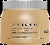 Loreal Absolut Repair Gold Маска с кремовой текстурой для восстановления очень поврежденных волос 500 мл.