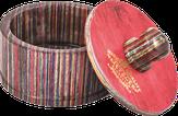 Metzger Чаша для бритья SB-11276 (Rosewood)