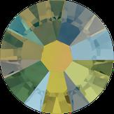 Swarovski Elements Стразы 2058 ss 5 Crystal Iridescent Green 1,8 мм. 144 шт.