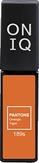 ONIQ Гель-лак для ногтей, цвет Orange Tiger OGP-189
