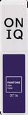 ONIQ Гель-лак для ногтей PANTONE 071s, цвет Ultra violet