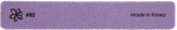 Irisk Шлифовка 2-х сторонняя прямая абразивность 80/80 грит