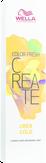 Wella Color Fresh Create Киберзолото 60  мл.