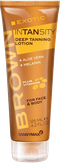 Tannymaxx Exotic Intansity крем-ускоритель для загара без бронзаторов с комплексом витаминов и Алоэ вера, 125 мл.