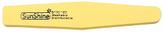 Sunshine Баф ромб 100/180 желтый