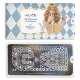 MoYou London Пластина для стемпинга Alice 06
