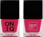 ONIQ Лак для ногтей с эффектом геля PANTONE Vivacious ONP-313