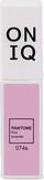 ONIQ Гель-лак для ногтей PANTONE 074, цвет Pink lavender OGP-074