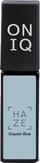 ONIQ Гель-лак для ногтей HAZE: Grayish Blue OGP-088s