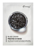 Esthetic House Black Caviar Prestige EX Mask Тканевая маска для лица с черной икрой 25 мл
