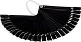 Irisk Дисплей-веер на оси черный 32 шт.