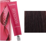 Matrix Socolor Beauty 5MR Светлый шатен мокка красный