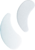 Novel Безворсовые гидрогелевые накладки под глаза L