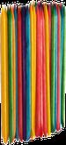 Modelon Апельсиновые палочки цветные большие, 90-100 шт.