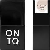 ONIQ Allusion Гель-лак для ногтей, цвет Limpid creamy OGP-178