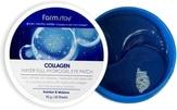 Farmstay Collagen Water Full Hydrogel Eye Patch Гидрогелевые патчи для век с коллагеном 60 шт.