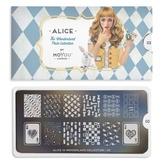 MoYou London Пластина для стемпинга Alice 03