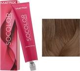 Matrix Socolor Beauty 6MA Темный блондин мокка пепельный