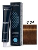 Indola Natural&Essentials 8.34 Крем-краска Светлый русый золотистый медный 60мл