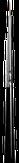 "Roubloff Кисть синтетика кр.п./колонок от Ju.Bilej ""Вензель"" 10/0"