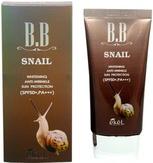 Ekel Snail BB Cream SPF50  Омолаживающий ВВ крем для лица с экстрактом улитки, 50 мл.