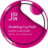 J:ON Elastic & Recovery Modeling Pack Альгинатная маска для лица эластичность/восстановление 18 гр