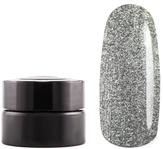 Masura Краска для дизайна 3D, металлическое серебро, 5гр