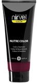 Nirvel Nutre Color Цветная гель-маска, цвет фуксия 200 мл. 7990