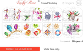 Lucky Rose Слайдер-дизайн 2Fingers-4