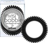 Invisibobble SLIM True Black Резинка-браслет для волос