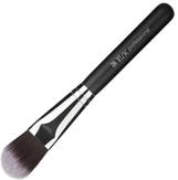 Irisk Кисть для жирных и кремовых текстур плоская, длина ручки 120 мм.