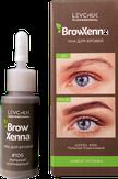 BrowXenna Хна для бровей, цвет № 106 пыльный коричневый (флакон)