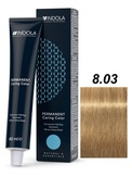 Indola Natural&Essentials 8.03 Крем-краска Светлый русый натуральный золотистый 60мл